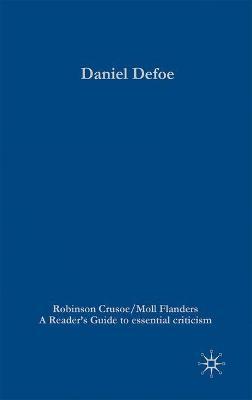 Daniel Defoe - Robinson Crusoe/Moll Flanders book