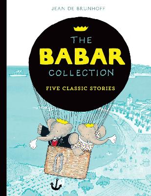 Babar Collection by Jean de Brunhoff