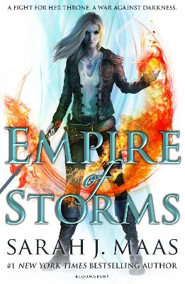Empire of Storms by Sarah J. Maas