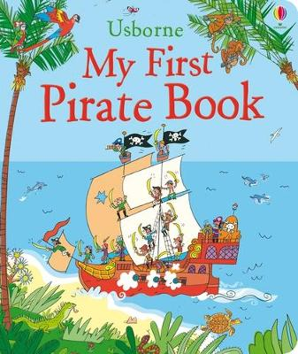 My First Pirate Book by Struan Reid