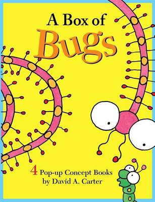 Box of Bugs: 4 Pop-up Concept Books book
