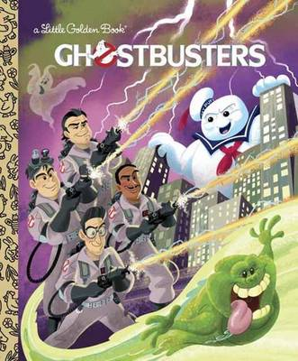 Ghostbusters by John Sazaklis