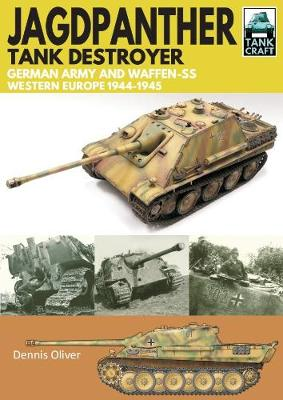 Jagdpanther Tank Destroyer by Oliver Dennis