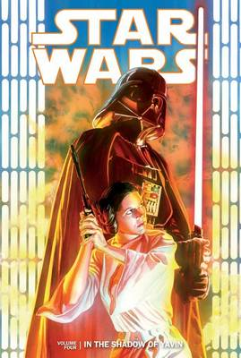 In the Shadow of Yavin, Volume 4 by Brian Wood