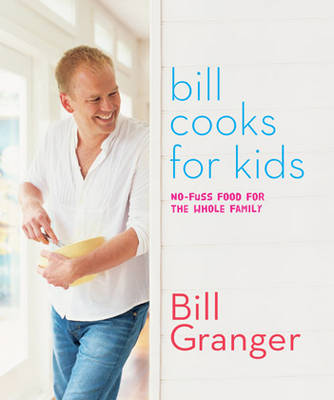 Bill Cooks for Kids book