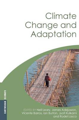 Climate Change and Adaptation book