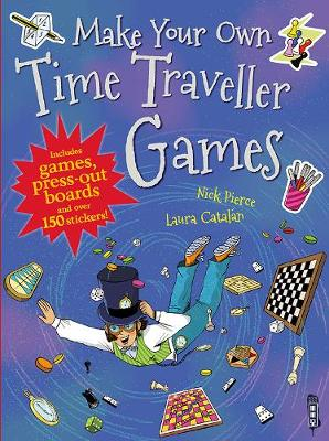Make Your Own Time-Traveller Games book