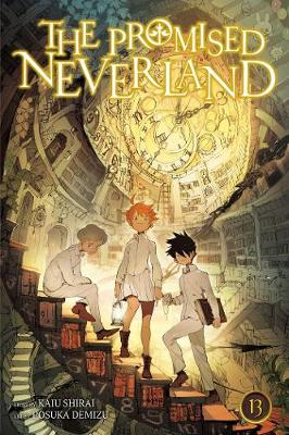 The Promised Neverland, Vol. 13 by Kaiu Shirai