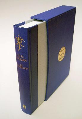 The Silmarillion by J. R. R. Tolkien