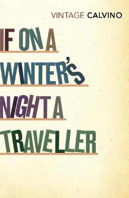 If On A Winter's Night A Traveller book