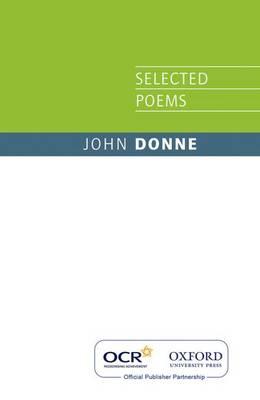 OCR John Donne Selected Poems book