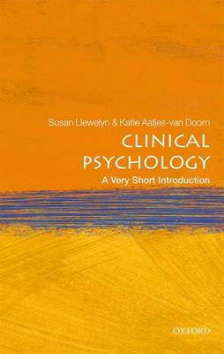 Clinical Psychology: A Very Short Introduction by Susan Llewelyn
