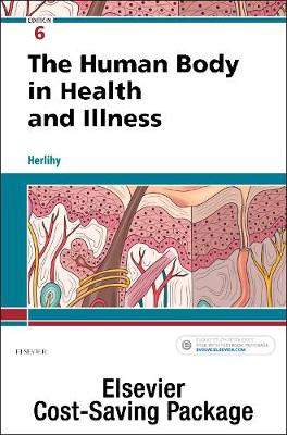 Anatomy & Physiology Online for the Human Body in Health and Illness (Access Code, and Textbook Package) by Herlihy
