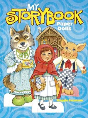 My Storybook Paper Dolls by Swanson