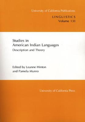 Studies in American Indian Languages by Leanne Hinton