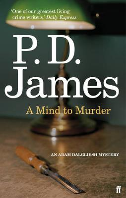 Mind to Murder by P. D. James