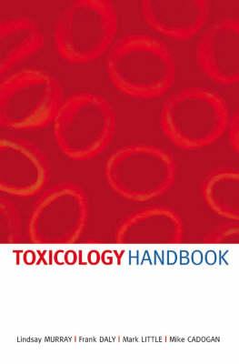 Toxicology Handbook by Lindsay Murray