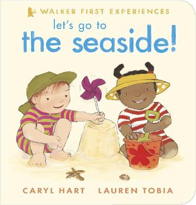 Let's Go to the Seaside! book