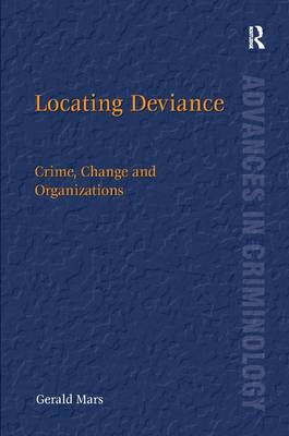Locating Deviance by Gerald Mars