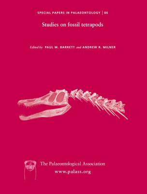 Studies on Fossil Tetrapods by Paul M. Barrett