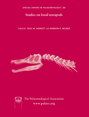 Studies on Fossil Tetrapods book