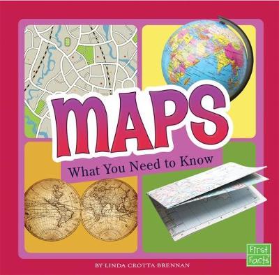 Maps by Linda Crotta Brennan