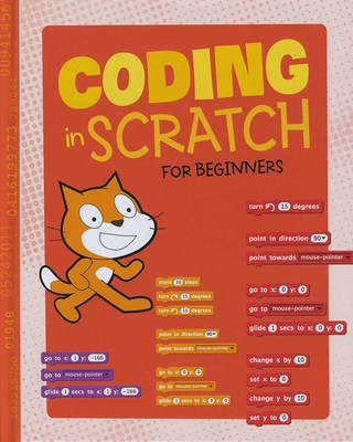 Coding in Scratch for Beginners by Rachel Ziter