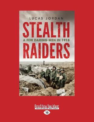 Stealth Raiders by Lucas Jordan