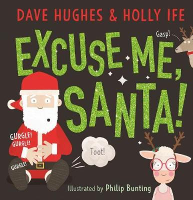 Excuse Me, Santa! book