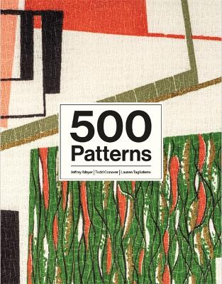 500 Patterns book
