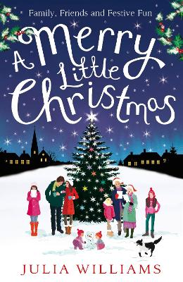 Merry Little Christmas by Julia Williams
