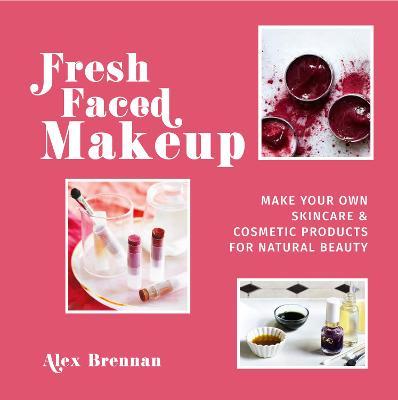 Fresh Faced Makeup book