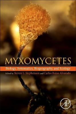 Myxomycetes by Carlos Rojas Alvarado