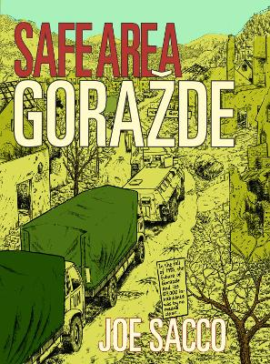 Safe Area Gorazde book