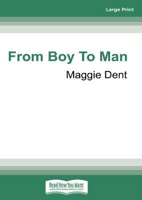 From Boys to Men by Maggie Dent