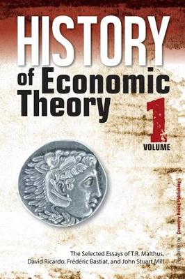 History of Economic Theory by T R Malthus