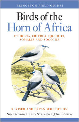 Birds of the Horn of Africa by Nigel Redman