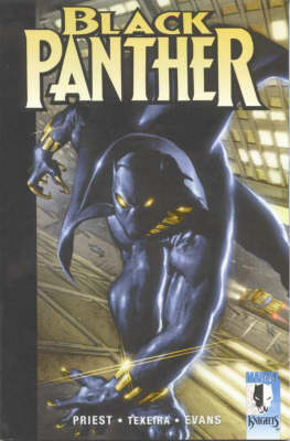 Black Panther: Client Tpb book