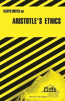 CliffsNotes on Aristotle's Nicomachean Ethics book