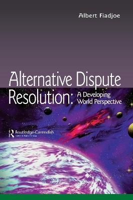 Alternative Dispute Resolution book