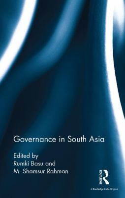 Governance in South Asia book