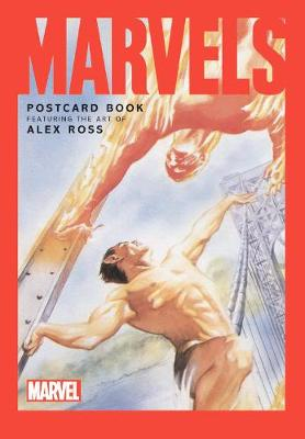 Marvels Postcard Book by Alex Ross