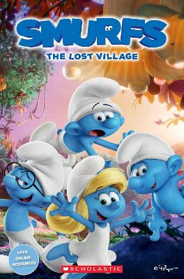 The Smurfs: The Lost Vilage by Fiona Davis