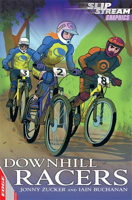 Downhill Racers by Jonny Zucker