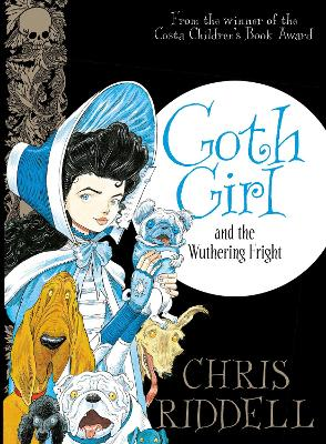 Goth Girl and the Wuthering Fright book