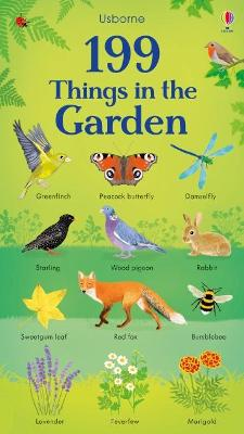 199 Things in the Garden by Hannah Watson