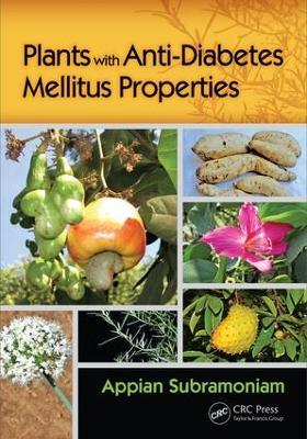 Plants with Anti-Diabetes Mellitus Properties book