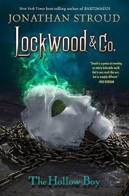 Lockwood & Co. Book Three the Hollow Boy book