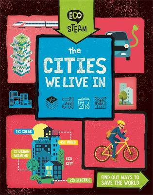 Eco STEAM: The Cities We Live In book