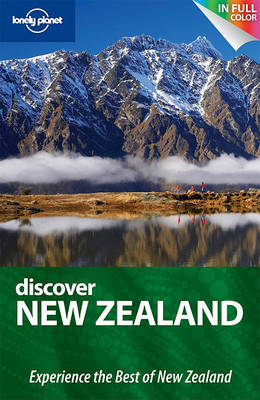 Lonely Planet Discover New Zealand by Charles Rawlings-Way